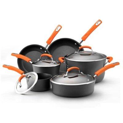 Rachael Ray Hard Anodized II Cookware